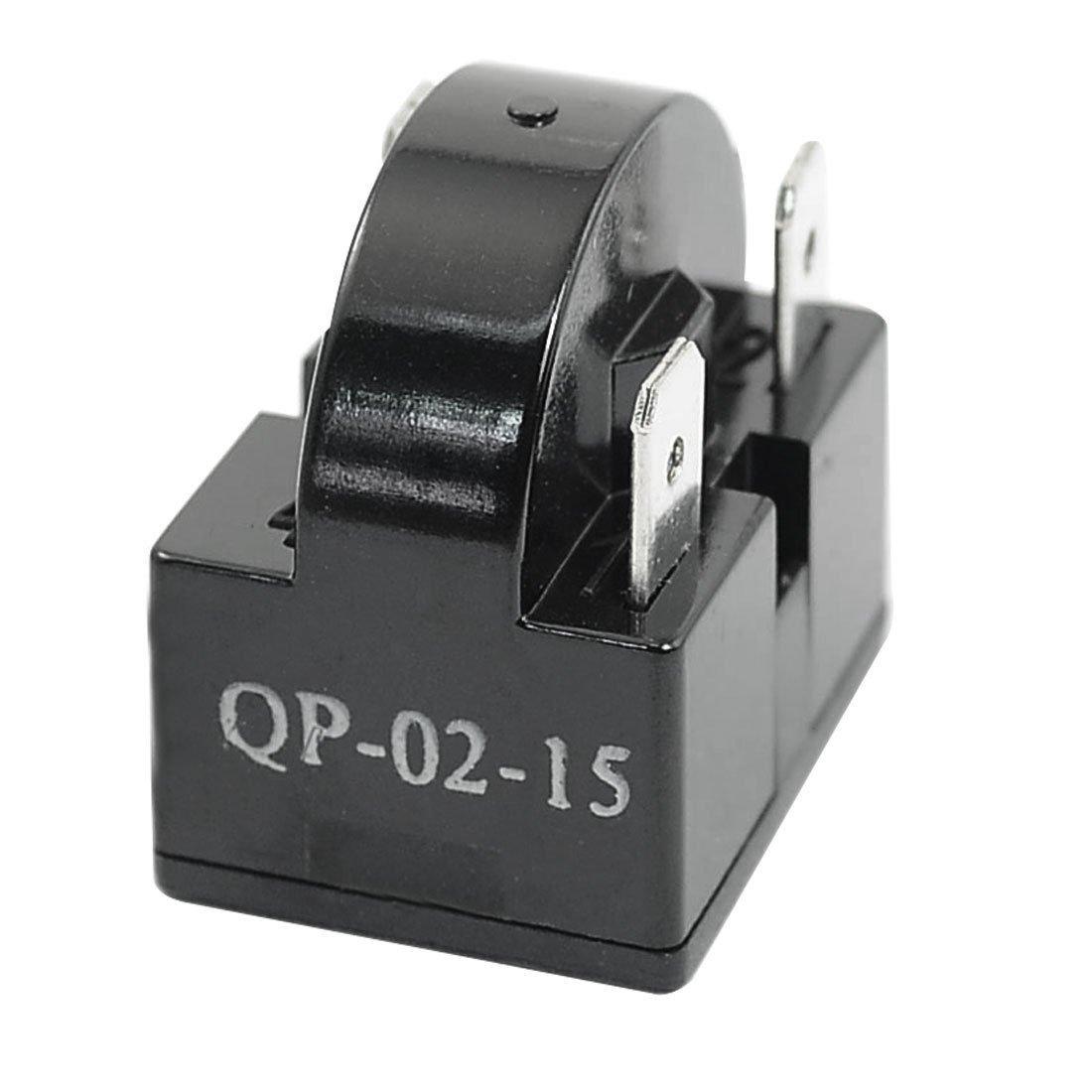 Plastic Shell 15 Ohm 3 Pins Refrigerator PTC Starter Compressor Relay ;TM79F-32M UGBA49394
