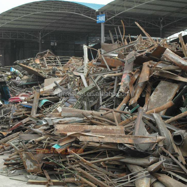 price of used rail steel scrap
