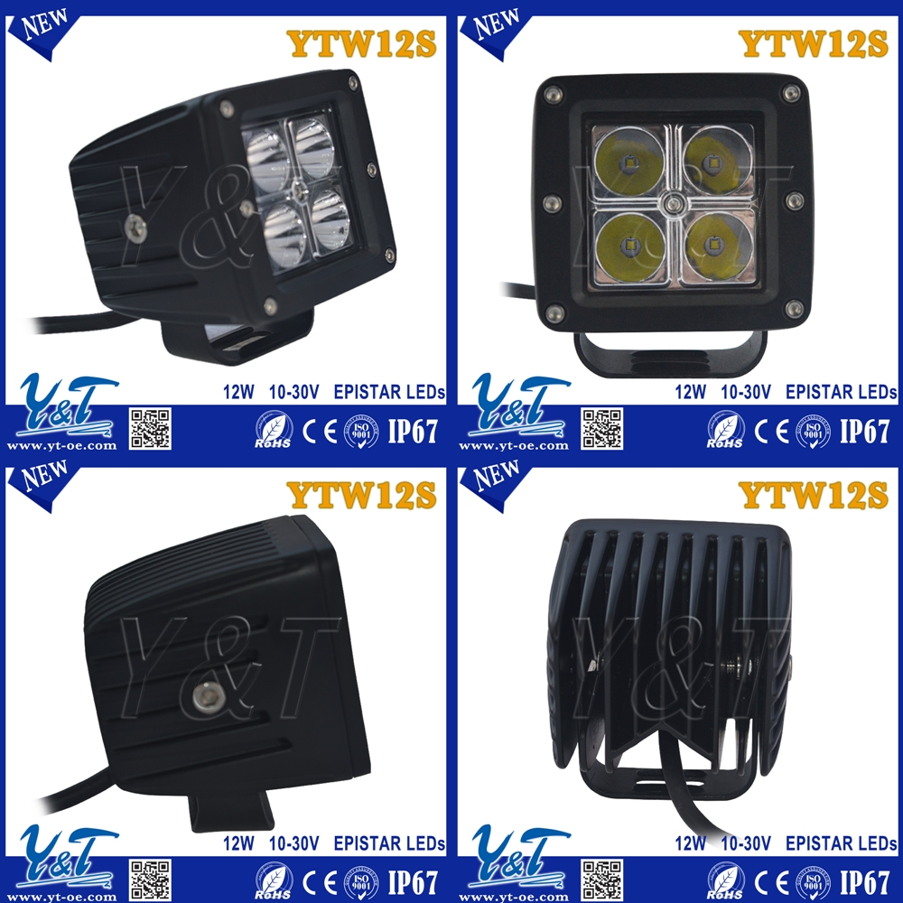 90MM LED Fog Light 90MM LED Drving Light Round DRL Light for Trucks with External Driver from Fctory