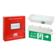 Real-time monitoring emergency alert light system led