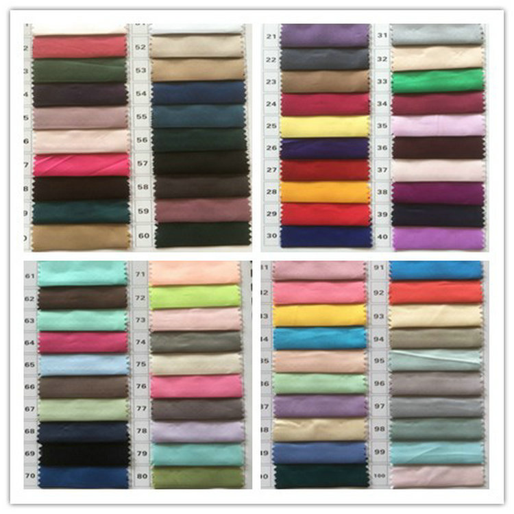 High Quality Stock Ready Cheap Stretch Satin Silk Fabric for Chair Cover / Lady Garment / Lining