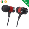 Shenzhen best stereo popular style colorful earphone jack plug