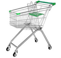 Small Size Supermarket Cart RH-SE060 Cheap Grocery Shopping Carts