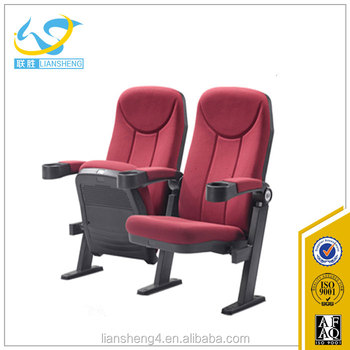 China India Import Furniture Comfortable Durable Home Cinema Recliner Chair