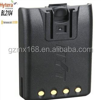 TC3000,TC-3600,TC-3600M HYT Portable radio cb 2100mAh Li-Ion battery BL2104