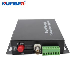 Hot selling plug and play 1ch digital to analog video converter with 1 reverse data