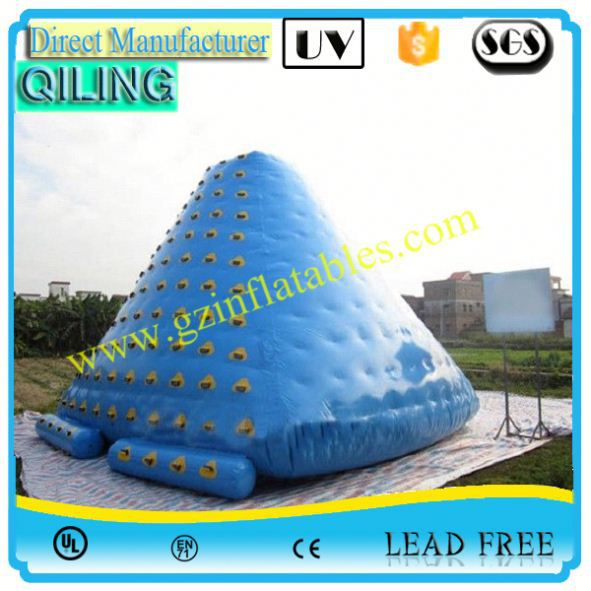 reliable manufacturer carzy kids inflatable iceberg price
