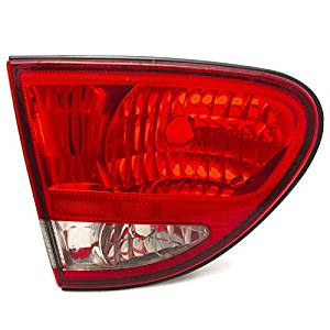 CarPartsDepot Fit 1999-2004 Oldsmobile Alero Rear Facial Brake Light Driver Inner GM2882103