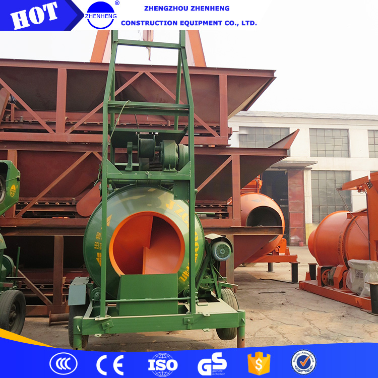 JZC205T Stainless Steel Home Concrete Mixer