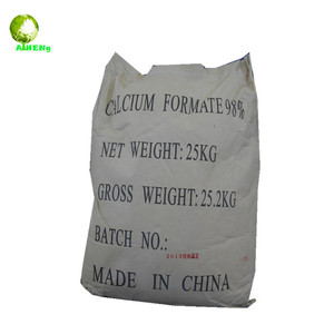 china suppliers organic salt 98 pure white crystal or powder calcium formate suppliers