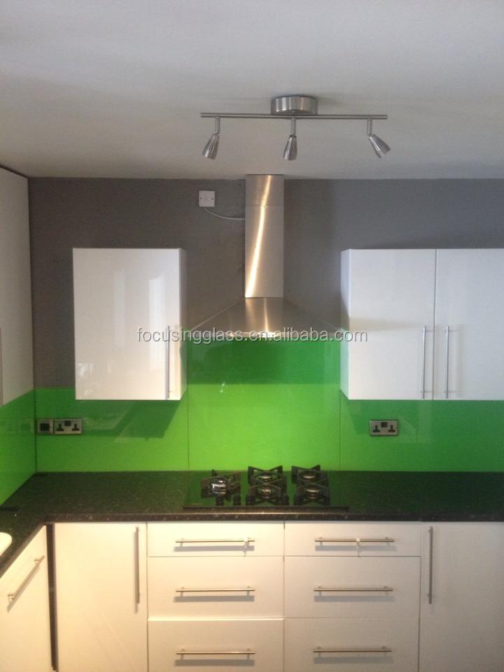 Bedrucktes Glas Rückwände Küche,Waschbecken Aus Glas Spritzschutz ...