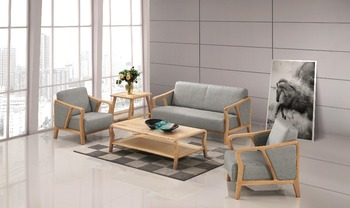 Hotel Furniture Modern Lobby Sofa Wooden Set Designs