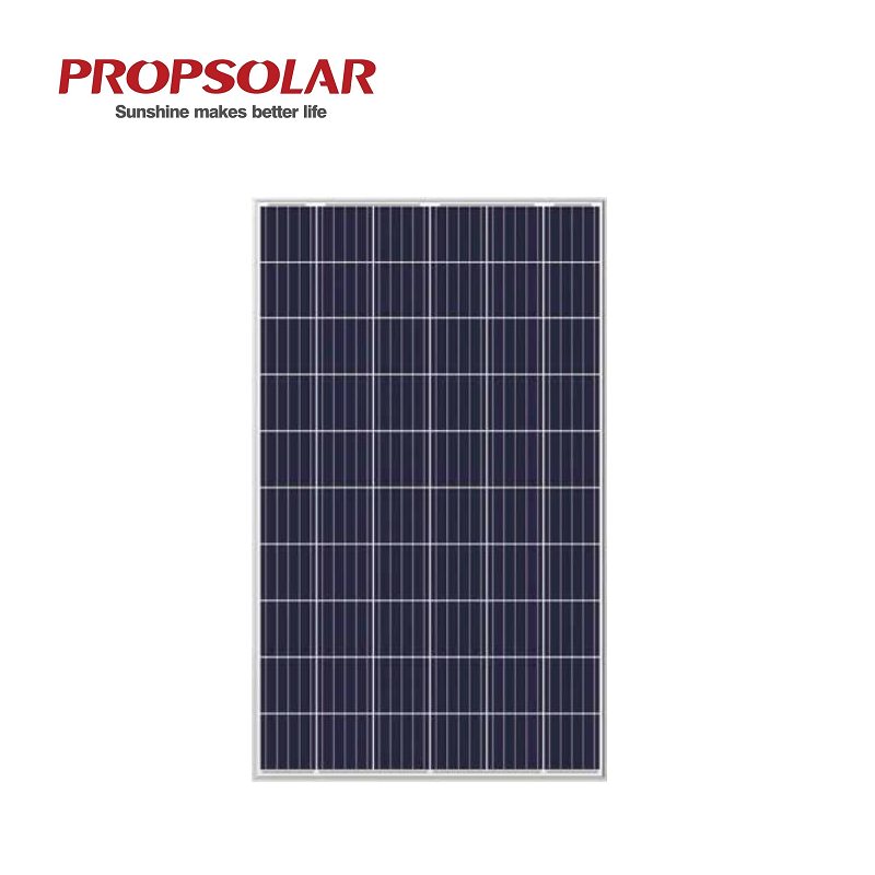 Best price of solar panel <strong>poly</strong> 270W with 25 years warranty from 9 years verified supplier Propsolar