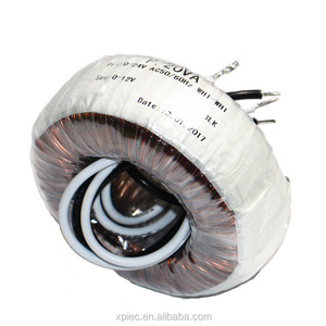 UL Insulation Systerm Certificate Customized Toroidal Power Transformer