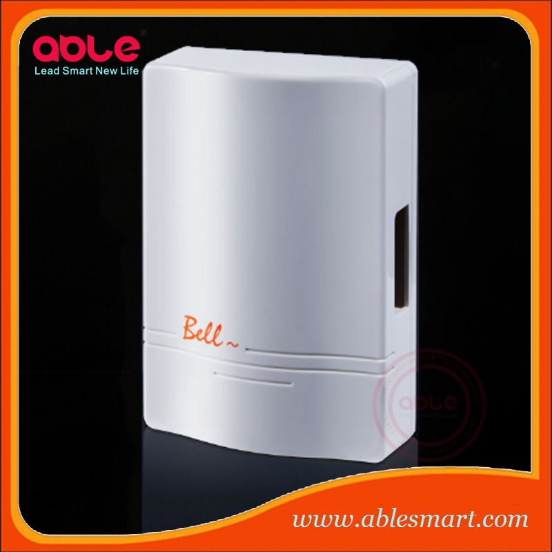 2017 Hot selling electronic dingdong bell/ wired sound door bell