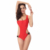Wholesaler One shoulder Acrylic Chain Fully front lined Bikini Swimwear woman