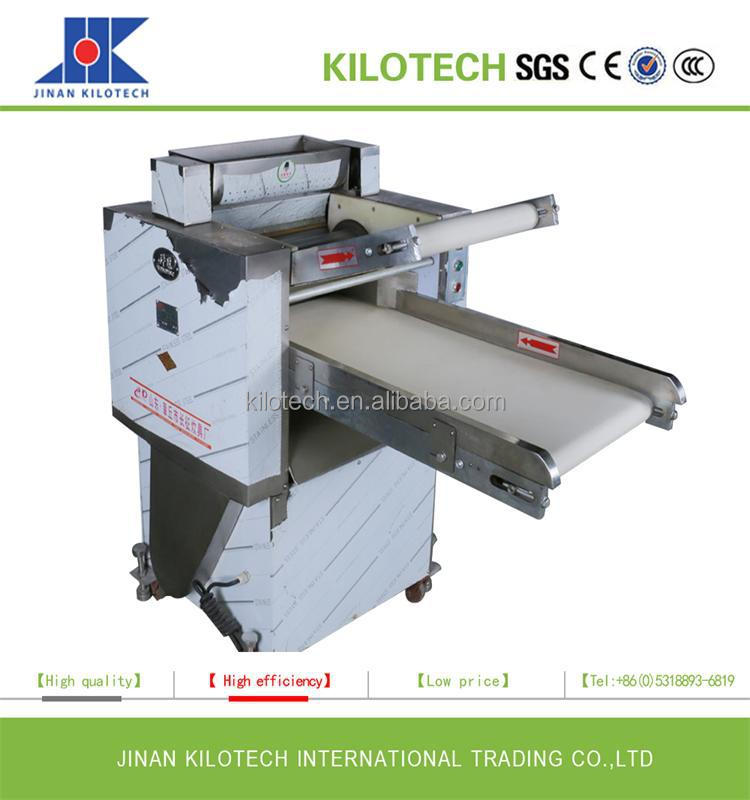 New Condition Commercial Used Spring Roll Pastry Table Top Dough Sheeter Machine