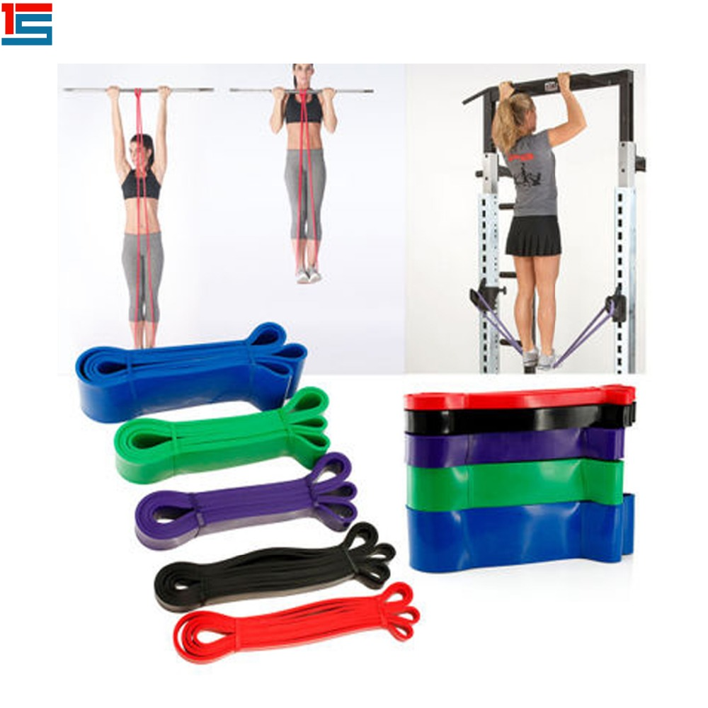 Gymnastics resistance bands body building equipment bands
