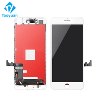 "For iphone 7plus 5.5"" white lcd display touch screen digitizer assembly for Iphone 7 plus"