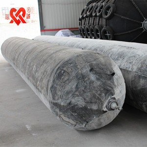 Xincheng produce Ship launching/landing/lifting/salvage marine airbag for floating boat lift