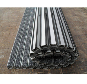 Dust Proof Control Roll Up Entrance Mat for Flooring