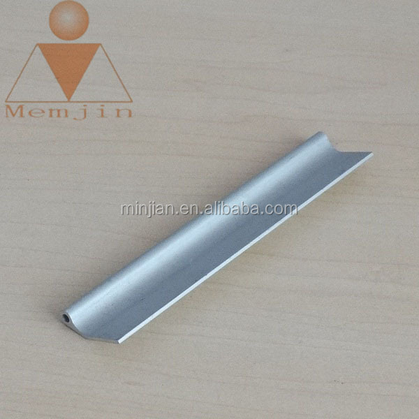 aluminium profile for facade louver with large quantity price