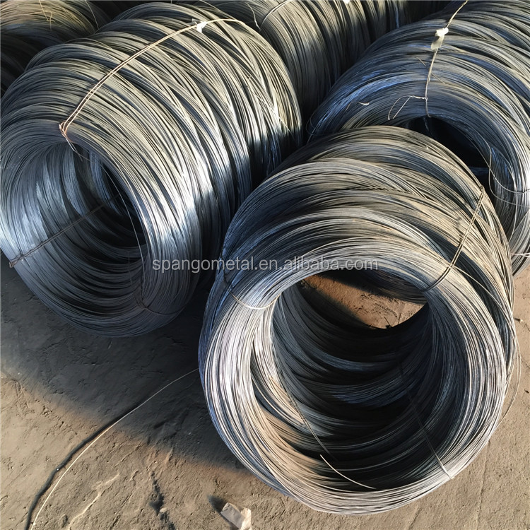 12 Gauge Annealed Wire Black Iron Wire With Iso9001(manufacturer ...