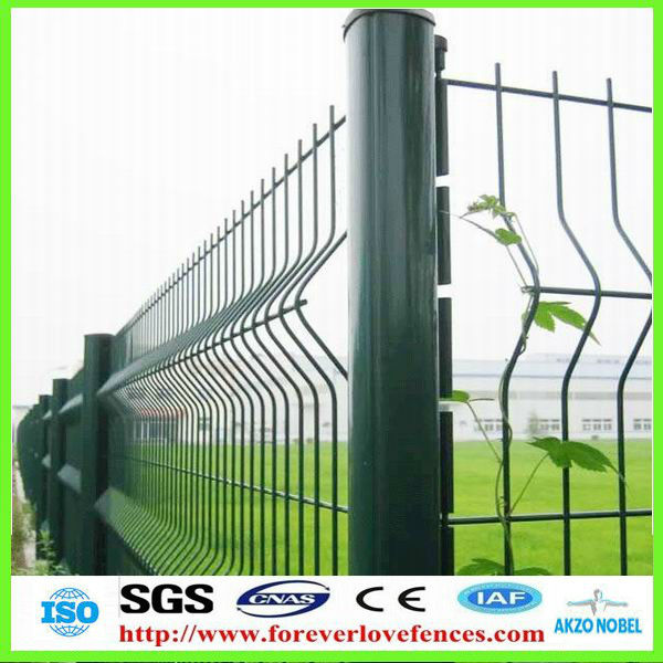 Cheap Welded Wire Fence (Anping factory, China)