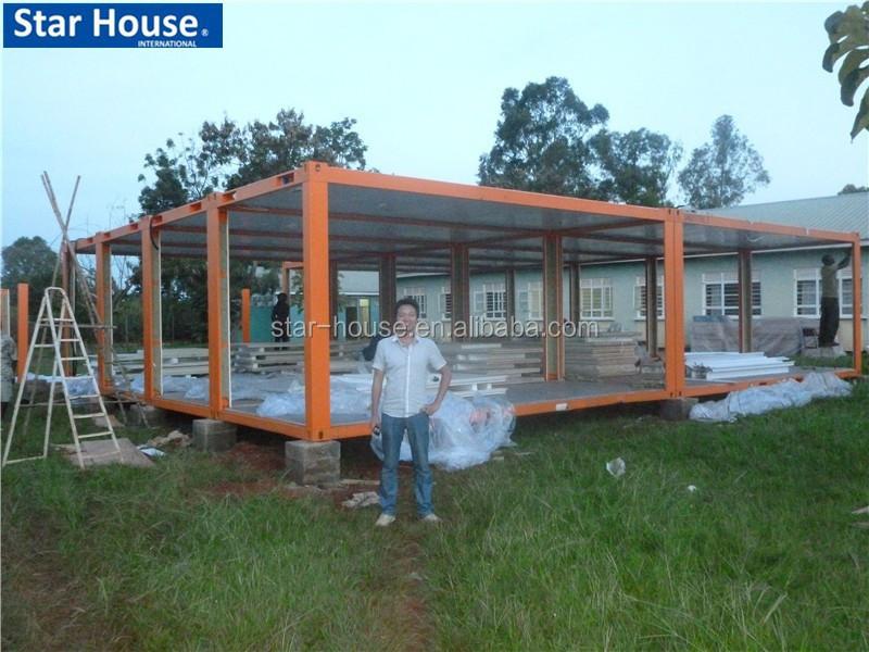g nstige vorgefertigte container haus zum verkauf