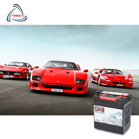 CCA High Strong Life Excellent Performance 12v 35ah Japanese Standard Car Battery With Cheap Price