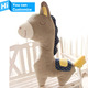 custom horse plush toy for kid