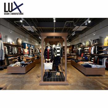 Garment Small Retail Shop Design Decoration Clothes Stores Retail Shop Design View Garment Small Retail Shop Design Lux Product Details From Lux Design Construction Limited On Alibaba Com