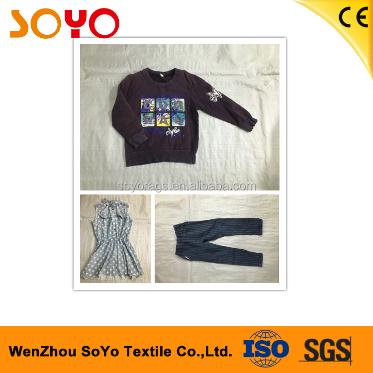 USA jersey big size brand names korea clothes clothing used for kids