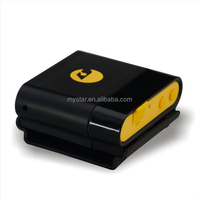 Small size mini appearance powerful magnet cover on the bicycle gps tracker tk108