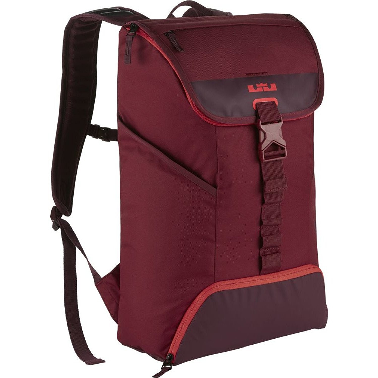 low priced 35a84 a6b5a Get Quotations · NIke Kids  LeBron Max Air Backpack