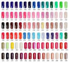 6pcs of VOG Classic Package Color Nail Gel 15ml 90 colors for choice