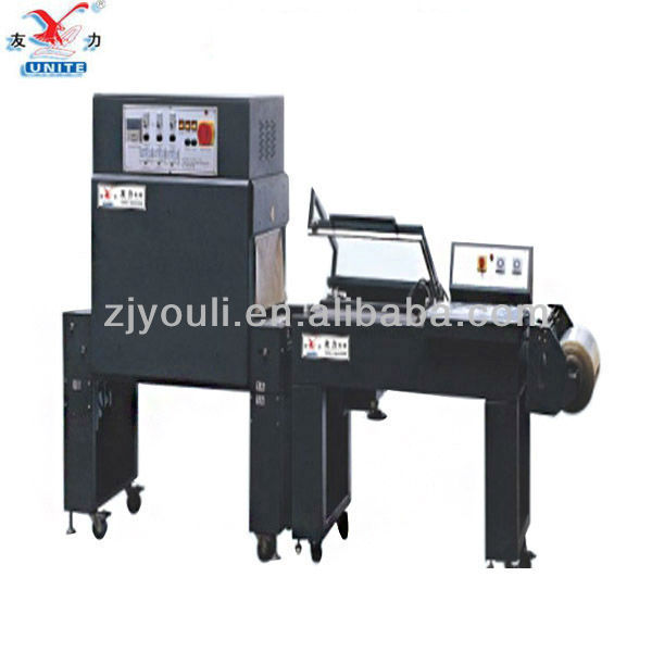 Shrink packing machine+L-Sealer