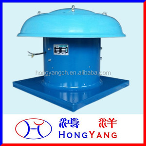 HY-HTF(A)-W Dual-purpose Rooftop Fan of Fire Protection and Ventilation