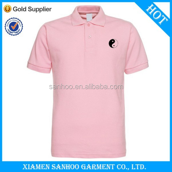 Cheap Solid Color New Design Working Polo Factory Price Size S M L Xl