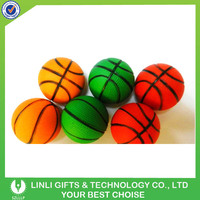 Promotional Colorful Gift Soft PU Foam Mini Basketball