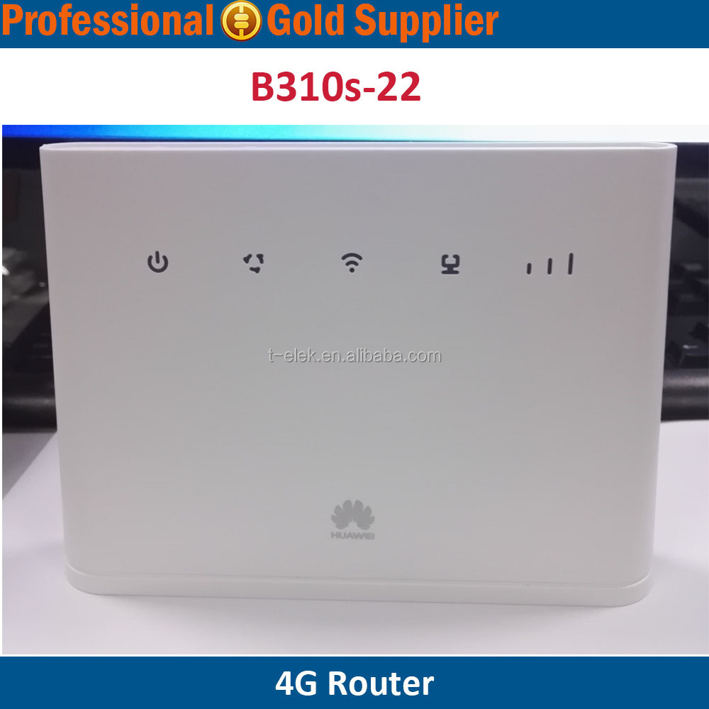 Original LTE CPE B310 B310s-22 4G home gateway router
