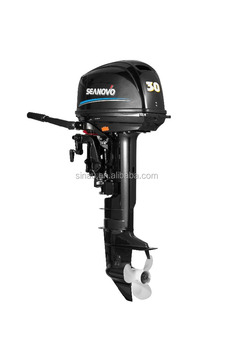 China Made 30hp Outboard Boat Engine 2 Stroke Cheap