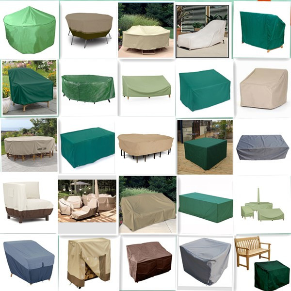 Protective Outdoor Furniture Cover Waterproof Mildew Resistant Custom Covers Chinese Whole