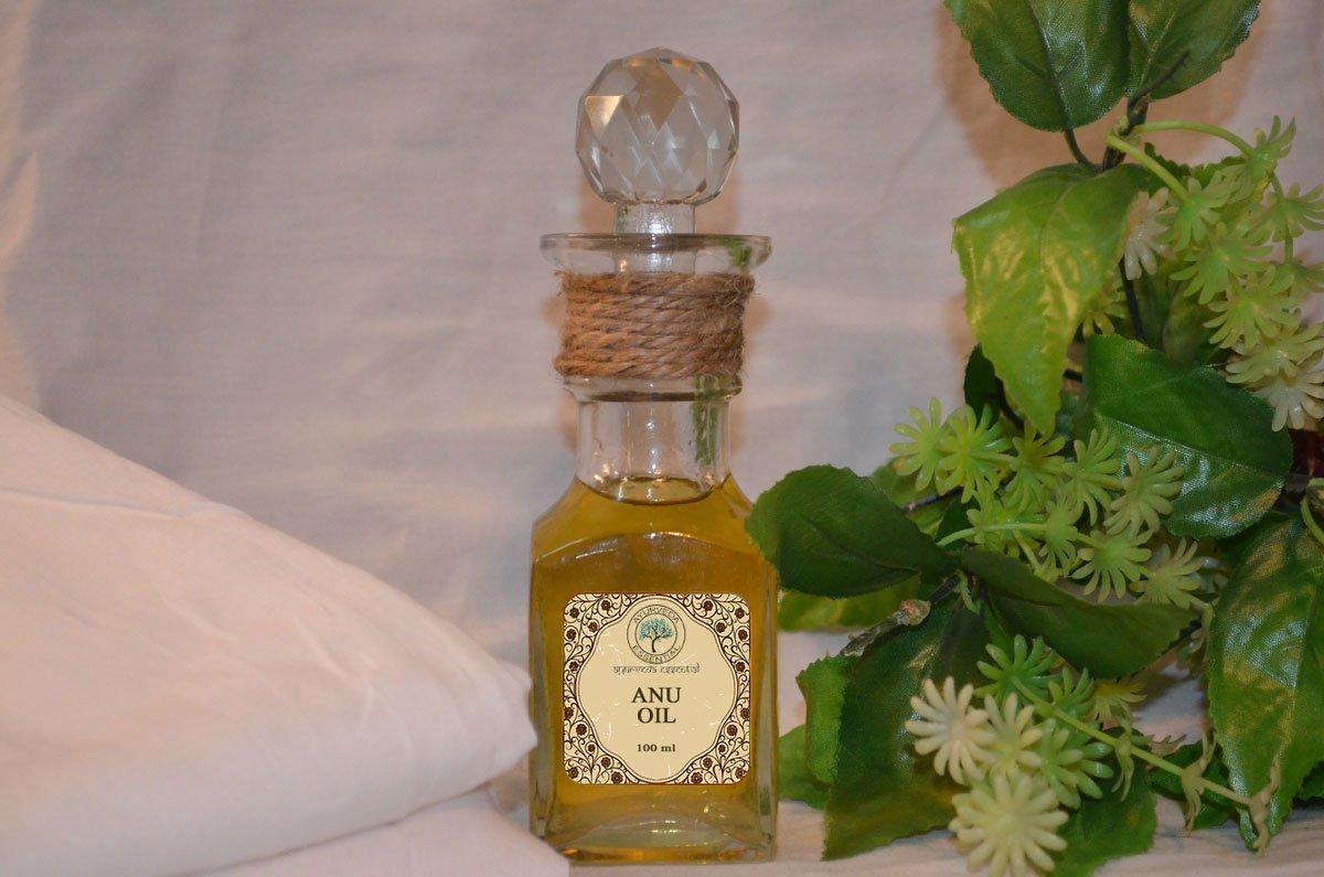 Ayurvedic Body Oil By Ayurveda Essential