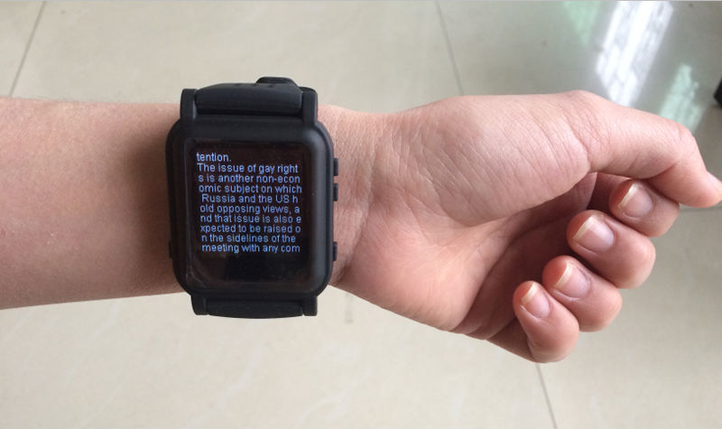 b70023711c15 Nueva Actualización Reloj MP4 4 GB de Memoria 10 Línea de Estudiantes  Relojes con Reproductor de Música del Ebook TXT Negro Foto ver Envío gratis
