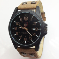 Army Style Military Quartz wrist Watch Men Quartz wrist watches 2016