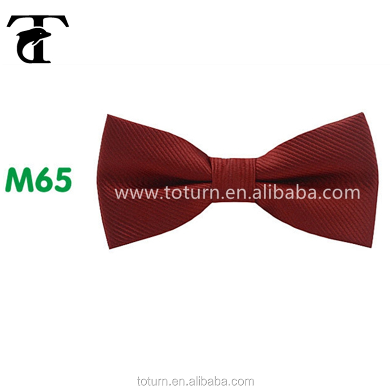 Fancy Red Wedding Bow tie Party Ties for kids