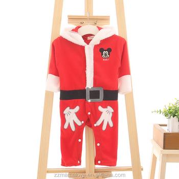 b4199da681 Bebé caliente de regalo de Navidad rojo chica ropa de niño los niños  vestido de