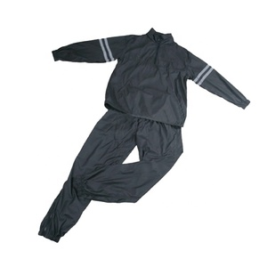 Wholesale Hot PU Sauna Suit Fitness Exercise Slimming Body Suit Gym for Weight Loss