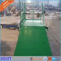 Warehouse hydraulic industrial vertical lifts/stationary electric goods lift price with 5% off